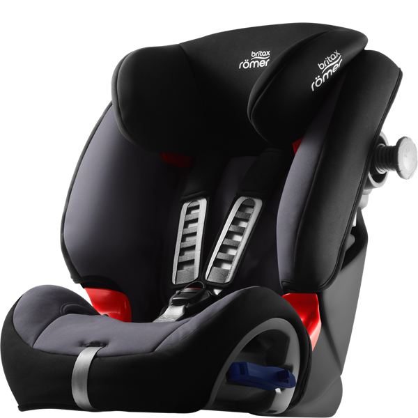 Picture of Britax Κάθισμα Αυτοκινήτου Multi Tech III, 9-25Kg Storm Grey