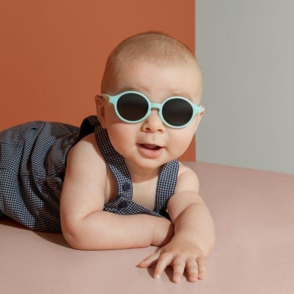 Picture of IZIPIZI Γυαλιά Ηλίου Sun Baby, 0-12M Rose Granit