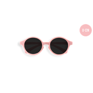 Εικόνα της IZIPIZI Γυαλιά Ηλίου Sun Baby, 0-12M Pastel Pink