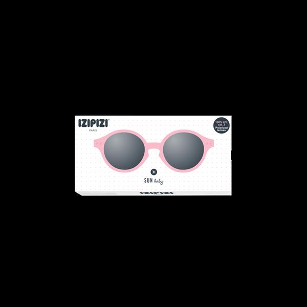 Picture of IZIPIZI Γυαλιά Ηλίου Sun Baby, 0-12M Pastel Pink