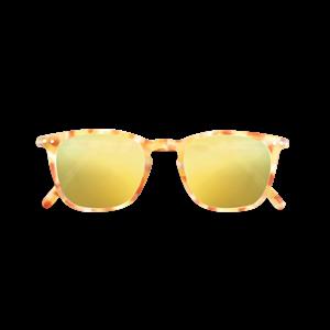 Picture of IZIPIZI Γυαλιά Ηλίου Sun Junior, 5 - 10 Ετών #E Yellow Tortoise Mirror