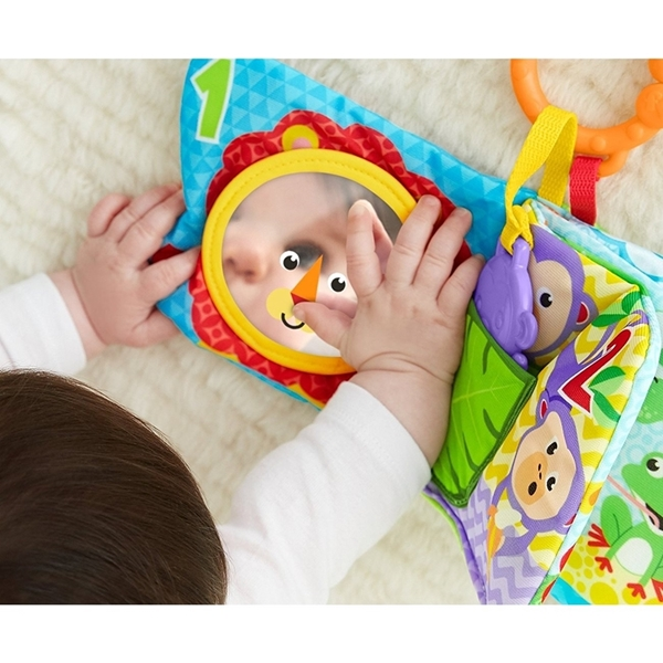 Picture of Fisher Price Μαλακό Βιβλιαράκι Δραστηριoτήτων