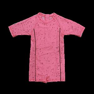 Εικόνα της Minene Ολόσωμη Φόρμα με UV50+ Προστασία, Pink Print