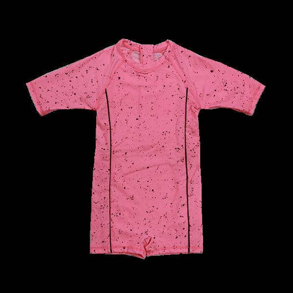 Picture of Minene Ολόσωμη Φόρμα με UV50+ Προστασία, Pink Print