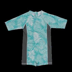 Εικόνα της Minene Ολόσωμη Φόρμα με UV50+ Προστασία, Turquoise Print