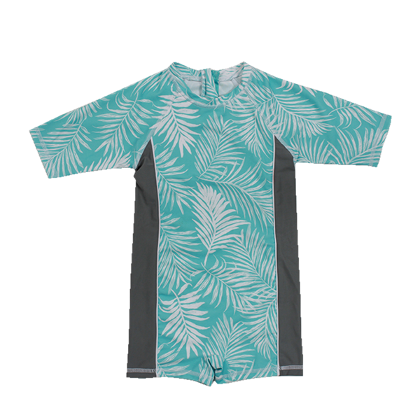 Picture of Minene Ολόσωμη Φόρμα με UV50+ Προστασία, Turquoise Print