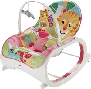 Picture of Fisher Price Infant To Toddler-Ριλάξ/Κούνια Τιγράκι