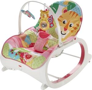 Εικόνα της Fisher Price Infant To Toddler-Ριλάξ/Κούνια Τιγράκι