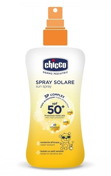 Picture of Chicco Αντηλιακό Σπρέυ SPF 50+ 150ml