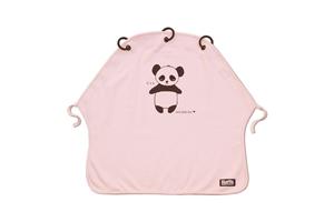 Εικόνα της Kurtis Σκίαστρο Καροτσιού Pink Panda