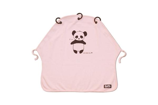 Picture of Kurtis Σκίαστρο Καροτσιού Pink Panda