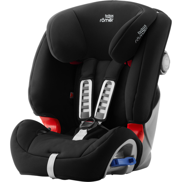 Picture of Britax Κάθισμα Αυτοκινήτου Multi Tech III, 9-25Kg Cosmos Black