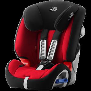 Εικόνα της Britax Κάθισμα Αυτοκινήτου Multi Tech III, 9-25Kg Flame Red