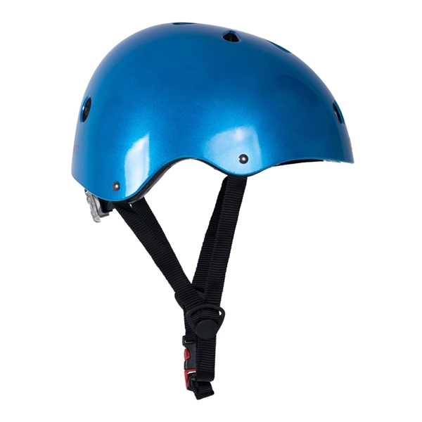 Picture of KiddiMoto Κράνος Metallic Blue Medium