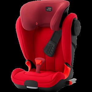 Εικόνα της Britax-Romer Κάθισμα Αυτοκινήτου KidFix II XP SICT 15-36 kg. Flame Red Black Series