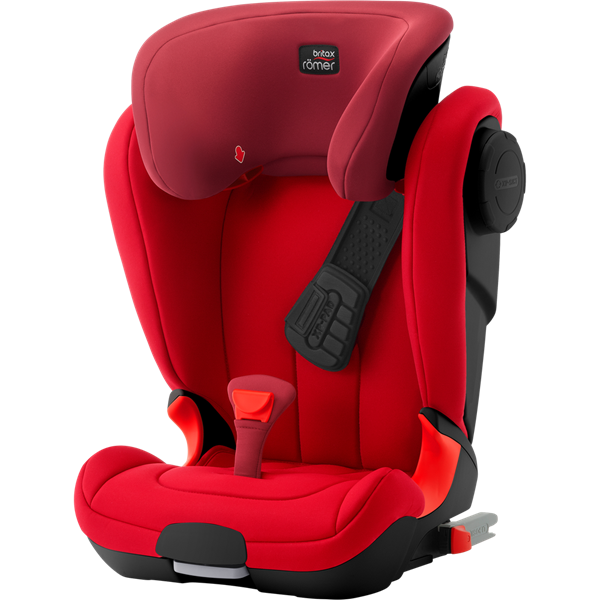 Picture of Britax-Romer Κάθισμα Αυτοκινήτου KidFix II XP SICT 15-36 kg. Flame Red Black Series