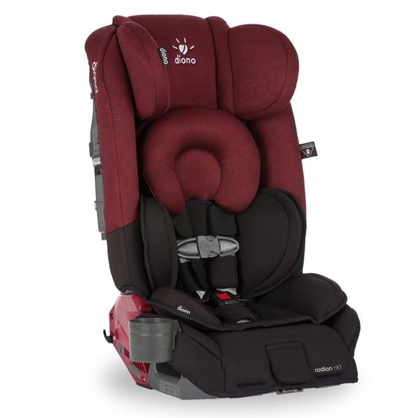 Picture of Diono Κάθισμα Αυτοκινήτου Radian 5, 0-25 kg. Black Scarlet
