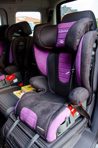Picture of Diono Κάθισμα Αυτοκινήτου Monterey 2 ISOfast , 15 - 36kg. Purple