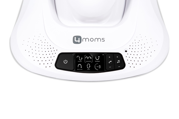 Picture of 4Moms MamaRoo Ρηλάξ - Κούνια New Version 4 Multi Plush