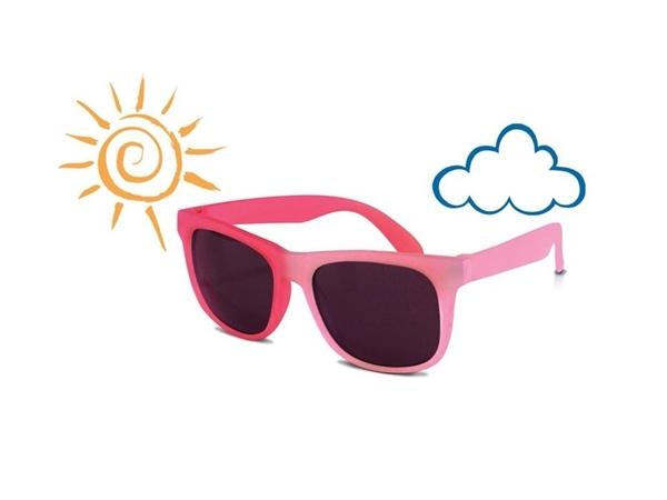 Picture of Real Shades Γυαλιά ηλίου που αλλάζουν χρώμα 2-4 Ετών Pink Light Pink
