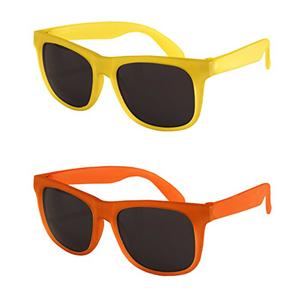 Εικόνα της Real Shades Γυαλιά ηλίου που αλλάζουν χρώμα 2-4 Ετών Yellow Orange