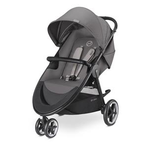 Picture of Cybex Βρεφικό Καρότσι Agis M-Air3 Manhattan Grey