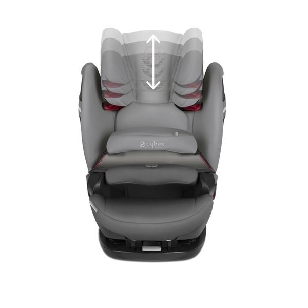 Picture of Cybex Κάθισμα Αυτοκινήτου Pallas S-Fix 9-36kg. Manhattan Grey
