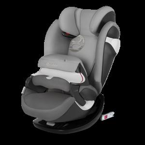 Εικόνα της Cybex Κάθισμα Αυτοκινήτου Pallas S-Fix 9-36kg. Manhattan Grey
