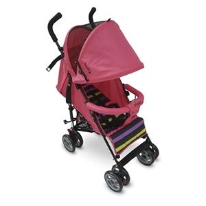 Εικόνα της Just Baby Καρότσι Περιπάτου Flexy, Pink
