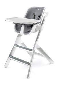 Εικόνα της 4Moms Κάθισμα Φαγητού με Μαγνητικό Δίσκο White - Grey