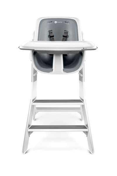 Picture of 4Moms Κάθισμα Φαγητού με Μαγνητικό Δίσκο White - Grey