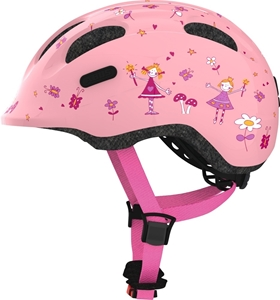 Εικόνα της Abus Παιδικό Κράνος Smiley 2.0 Pink Butteflies Pink