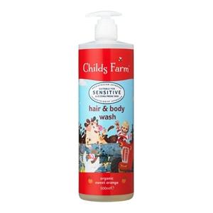 Εικόνα της Childs Farm 2 σε 1 Σαμπουάν & Αφρόλουτρο Sweet Orange 500ml