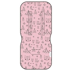 Εικόνα της Pirullos Κάλυμμα Καροτσιού Μονής Όψης Tipys Pink