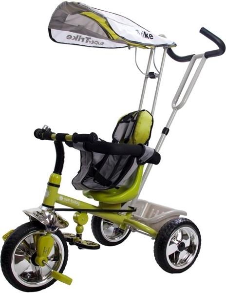 Picture of SunBaby Τρίκυκλο Ποδηλατάκι Super Trike, Green