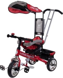 Picture of SunBaby Τρίκυκλο Ποδηλατάκι Luxury Trike, Red
