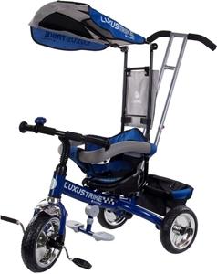 Εικόνα της SunBaby Τρίκυκλο Ποδηλατάκι Luxury Trike, Blue