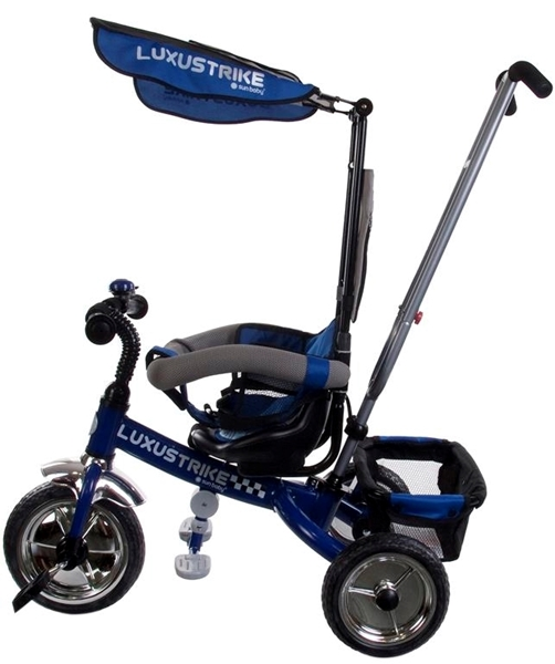 Picture of SunBaby Τρίκυκλο Ποδηλατάκι Luxury Trike, Blue