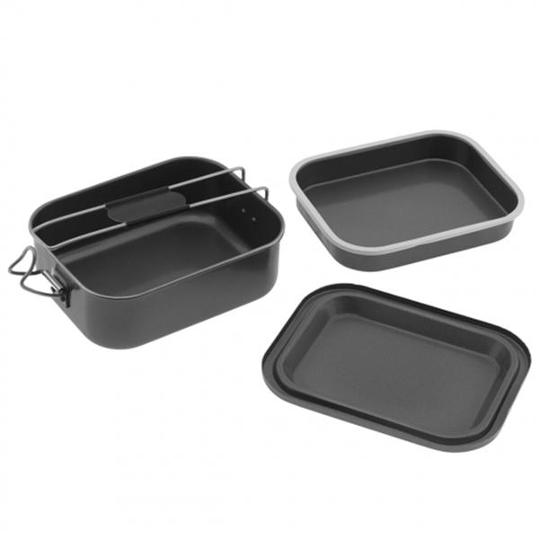 Picture of Laken Αλουμινένιο Φαγητοδοχείο Lunch Box 1L