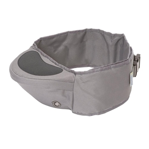 Picture of HippyChick Κάθισμα Μέσης Hipseat, New Grey