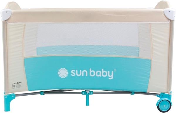Picture of SunBaby Παρκοκρέβατο Sweet Dreams, Mint