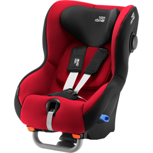 Εικόνα της Britax Romer Κάθισμα Αυτοκινήτου Max Way Plus 9-25kg. Flame Red