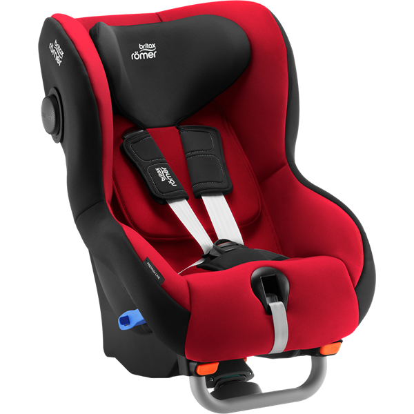 Picture of Britax Romer Κάθισμα Αυτοκινήτου Max Way Plus 9-25kg. Flame Red