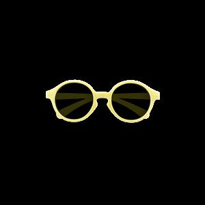 Picture of IZIPIZI Γυαλιά Ηλίου Sun Baby, 0-12M Lemonade