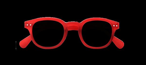 Picture of IZIPIZI Γυαλιά Ηλίου Sun Junior, 5 - 10 Ετών #C Red