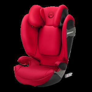 Εικόνα της Cybex Παιδικό Κάθισμα Solution S-Fix, 15-36 kg. Rebel Red