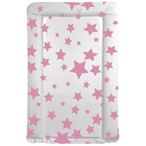 Εικόνα της First Steps Μαλακή Αλλαξιέρα Pink Stars