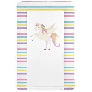 Εικόνα της First Steps Μαλακή Αλλαξιέρα Unicorns & Rainbows