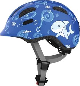 Εικόνα της Abus Παιδικό Κράνος Smiley 2.0 Blue Shark