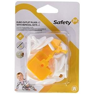 Εικόνα της Safety 1st Ασφάλειες Πρίζας 12 τεμ.